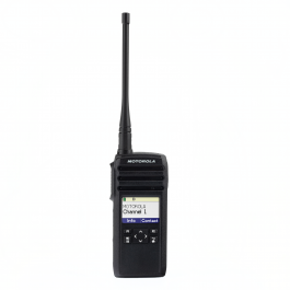 Motorola DTR700 Digital Onsite 900MHz Portable Radio