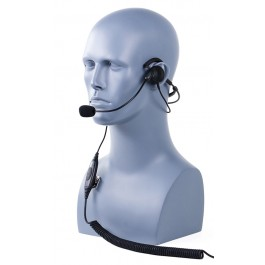Impact Motorola PBH-1 - Behind-The-Head Lightweight Headset