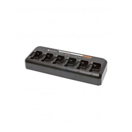 Motorola PMLN6588 - 6 Unit Rapid Rate Charger
