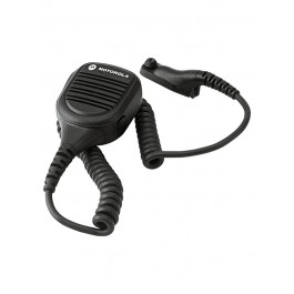PMMN4050 - IMPRES Noise Cancelling Remote Speaker Microphone w/ 3.5mm Ear Jack (Intrinsicaly Safe)