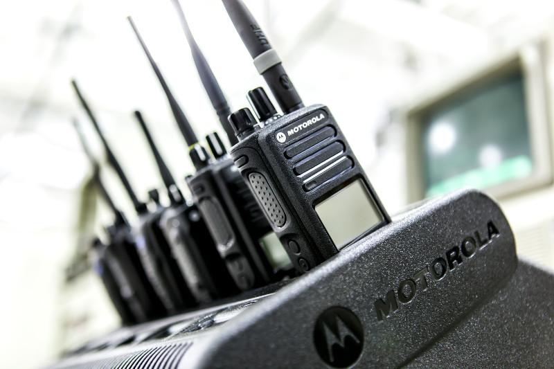 MOTOTRBO IMPRES 3 two way radios