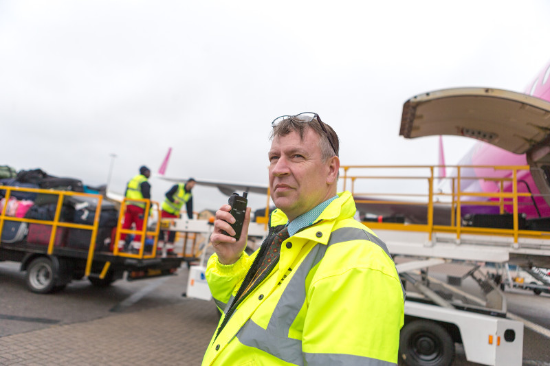 Two Way Radios in Business