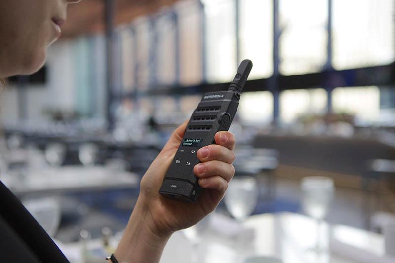 Motorola MOTOTRBO SL3500e Nova Communications