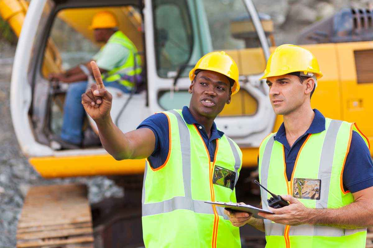Best two way radios for construction