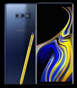 Nova Samsung galaxy Note