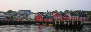 historic Lunenburg Nova Scotia Canada