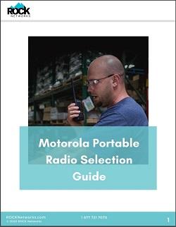 ROCK Motorola Radio Guide